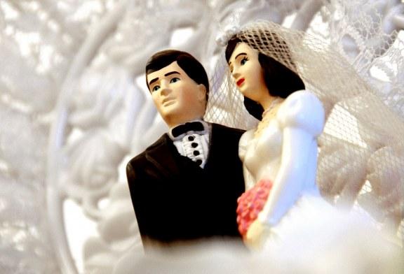 Moda ślubna silnie zaraźliwa