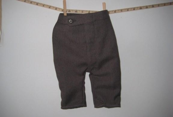 Spodnie męskie i ich rodzaje