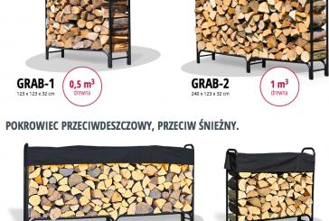 Zakup stojaka na drewno